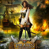 Pirates: Tides of Fortune raids Google+ Games exclusively for 30 days
