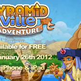 PyramidVille Adventure buries itself into iPhone, iPad Jan. 26 [Video]