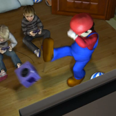 Watch Mario punt a Gamecube, personally deliver your Wii U [Video]