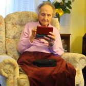 This adorable 100-year-old woman loves her Nintendo DS [Video]