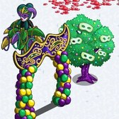 FarmVille Carnival Items: Mardi Gras Balloon, French Quarter and more