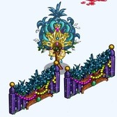 FarmVille Carnival Items: Caribbean Trumpet Tree, Favela Home and more