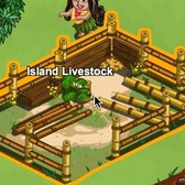 FarmVille Hawaiian Paradise: Store your animals in themed habitats