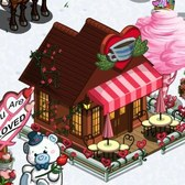 FarmVille Valentine's Day Items: Heart Cotton Candy Tree, Rose Horse and more