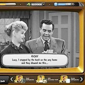 I Love Lucy lives again ... on Facebook, thanks to Retro World