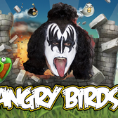 Forget Kanye: Gene Simmons says KISS Angry Birds is coming