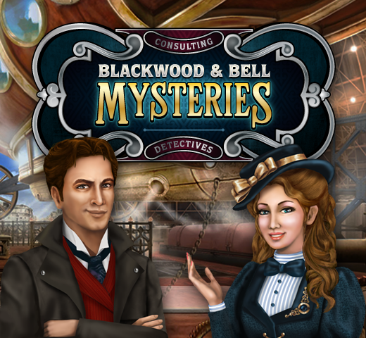 Blackwood & Bell Mysteries on Facebook