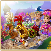 CastleVille Carnival Items: Deck out your kingdom with additional party items