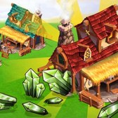 CastleVille: Add a fourth Workshop to your Kingdom for Crowns