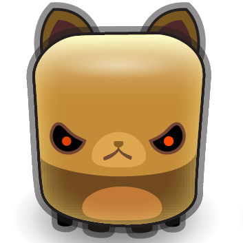 Triple Town angry bear