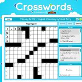 Crosswords by PuzzleSocial: