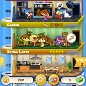 Dream Heights takes on Tiny Tower on iPhone in the U.S. App Store