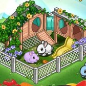 FarmVille: Share some free White Bunnies and receive some too!