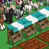 FarmVille: Expand your Farmers Markets to store more Bushels