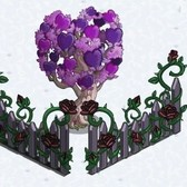 FarmVille Anti Valentine's Day Items: Dark Heart Tree, Black Rose Mini and more