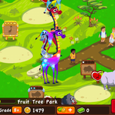 FarmVille: Play Dream Zoo for a free Mini Dream Giraffe