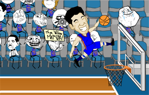 Linsanity game