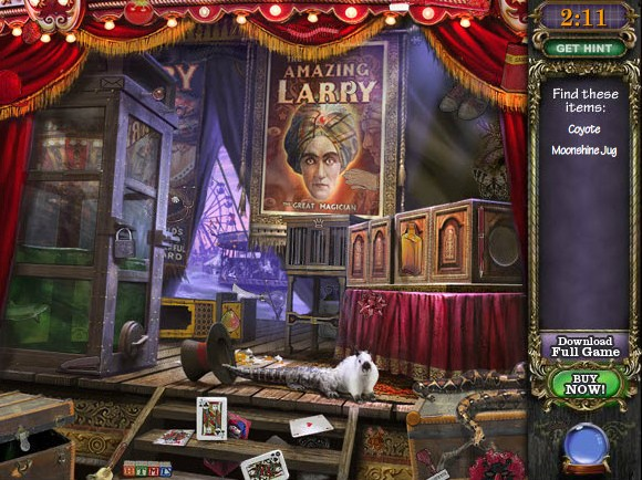 mystery case files madame fate game of the day