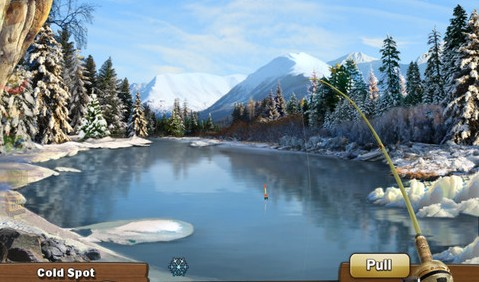 Go Fishing on iPad