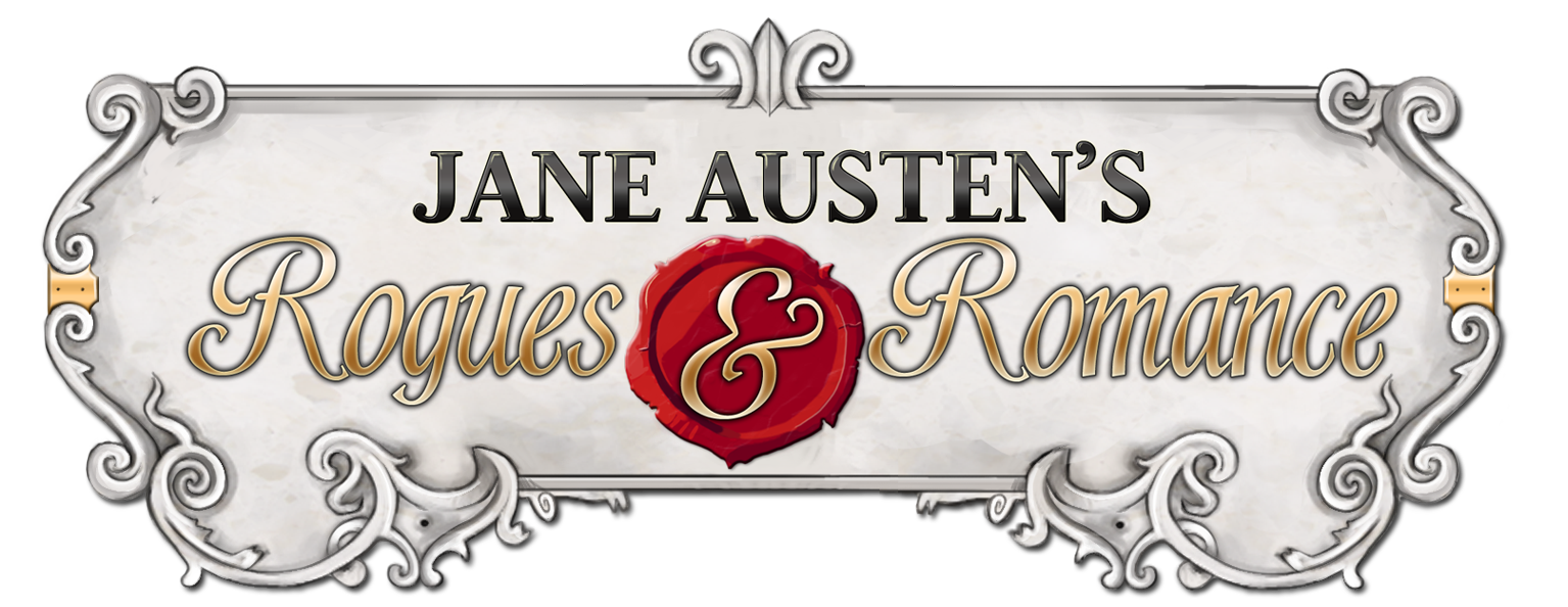 Jane Austen's Rogues & Romance logo