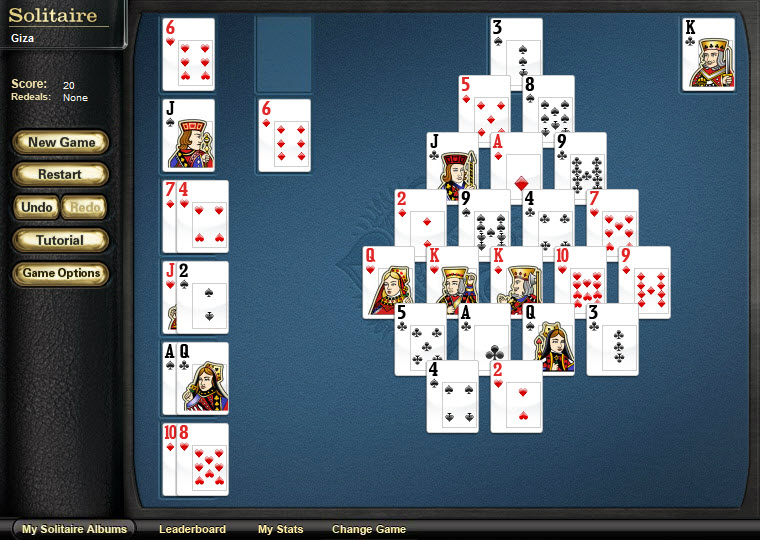 aol.com free solitaire games
