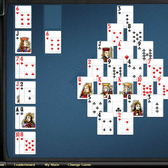 Game of the Day: Solitaire - Pyramid Giza