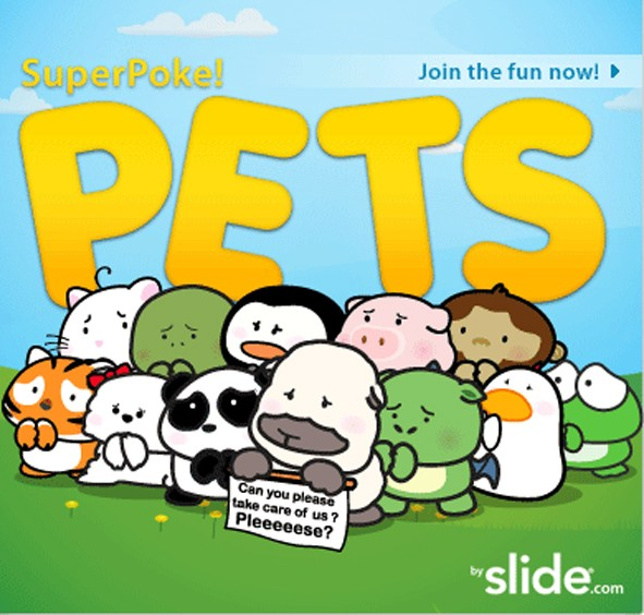 SuperPoke! Pets