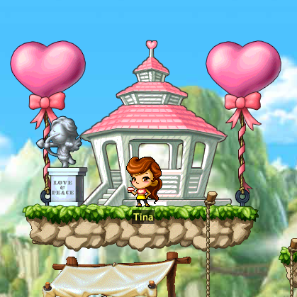 MapleStory Adventures Valentines' Day