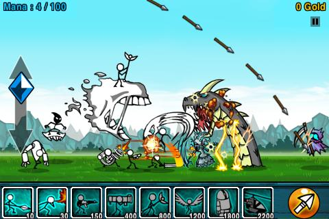 Cartoon Wars Android
