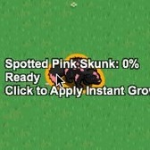 FarmVille: Adopt your free Spotted Pink Skunk before it's too late!