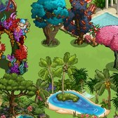 FarmVille Hawaiian Paradise Items: Sea Snake, Lava Moat and more