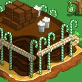 FarmVille: Build that Candy Castle with free parts from Zynga