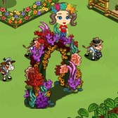 FarmVille Hawaiian Paradise Items: Macadamia Tree, Hawaii Resort and