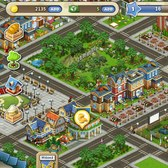 Build another city of your dreams with 6waves Lolapps' Township on Facebook