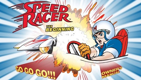 Speed Racer The Beginning iPhone iPad