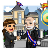 CityVille UK Embassy: Collect stamps for themed UK prizes