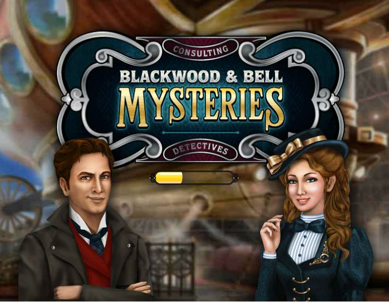 blackwood and bell mysteries