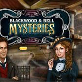 Blackwood &amp; Bell Mysteries: Hidden object games on Facebook level up