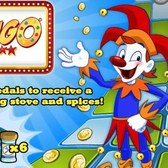 Cafe World: Play Zynga Slingo to cook your dishes in a flash