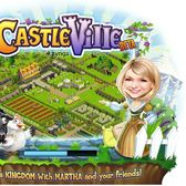 Not a joke: Martha Stewart makes her CastleVille debut