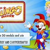 CastleVille: Play Zynga Slingo for free energy and hypercrafts