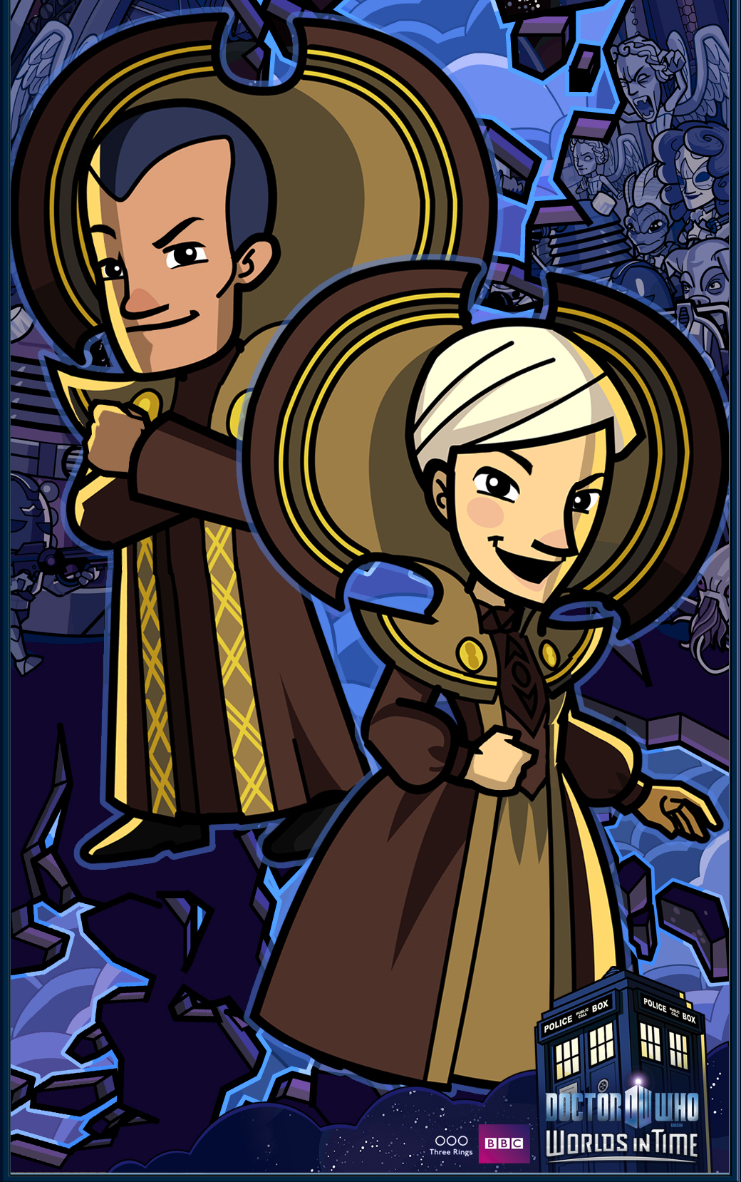 Dr. Who: Worlds in Time