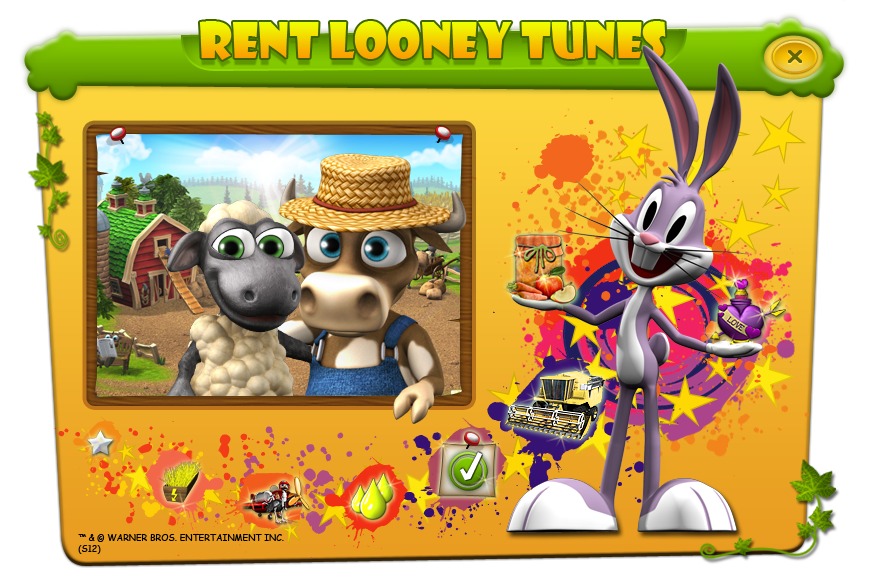 Farmerama Looney Tunes