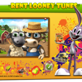Bugs Bunny, Tweety and gang are available for rent in Farmerama