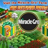 Miracle-Gro sprouts a promotional farm in FarmVille through April