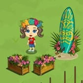 FarmVille Hawaiian Paradise Items: Milo Tree, Star Fish Tree and more