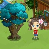 FarmVille Hawaiian Paradise Items: Lava Banyan Tree, Fire Gem Tree and more