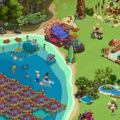 FarmVille Hawaiian Paradise items: Fire Apple Tree, Orangutan and more