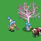 FarmVille Candy Items: Mini Cupcake Tree, Lollipop Gnome and more