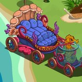 FarmVille Hawaiian Paradise Items: Sea Shell Tree, Sand Dollar Tree and more
